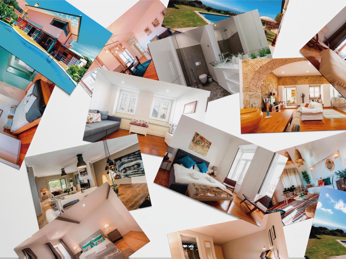 gestão de alojamento local - fotografias profissionais